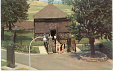 Fort Pitt Block House Point State Park Pittsburgh Pa Postcard Uncirculated