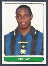 PANINI EUROPEAN FOOTBALL STARS 1997- #067-INTER MILAN/ENGLAND-MAN UTD-PAUL INCE