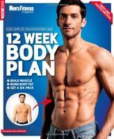 Men's Fitness 12 Week Body Plan