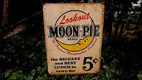 Food Soda Restaurant Bar Man Cave Collectible Tin Vintage Advertising Sign NEW