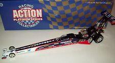 Joe Amato 1998 Tenneco Automotive #3 Top Fuel Dragster 1/24 Action NHRA New