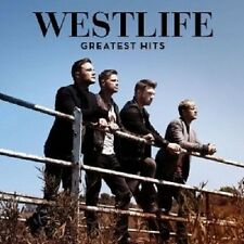 WESTLIFE - GREATEST HITS CD 18 TRACKS  NEW+