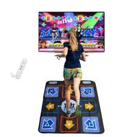 Dancing Dance Dancer Blanket Pad Mat Step Non-Slip Equipment Anti Slip To PC TV