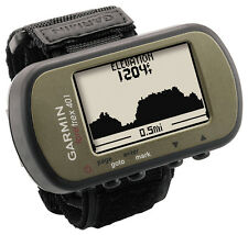 Garmin Foretrex 401 Waterproof Hiking GPS System w Electronic Compass, Altimeter