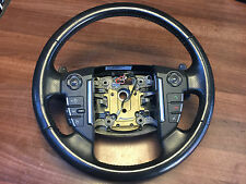 LAND ROVER DISCOVERY 4 2014 STEERING WHEEL