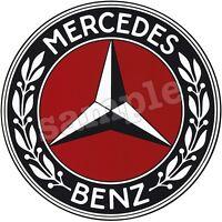 Mercedes Benz Stern Eßbar Tortenaufleger NEU Party Deko Geburtstag Zubehör rot