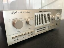 MARANTZ PM 700 DC Console Stereo Amplifier (1979-80) Vintage Made in Japan