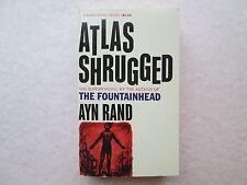 ATLAS SHRUGGED by Ayn Rand VINTAGE PAPERBACK 1957 a Signet Novel 26th Printing