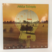 Jukka tolonen-crossection | sonet | vg/vg + | cleaned vinyl LP