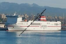 mp303 - Spanish Ferry - Super-Fast Baleares , built 2010 - photo 6x4