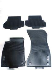 F5 Coupe Gummifußmatten-Set vorne+hinten Audi A5
