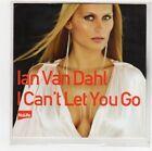 (FO123) Ian Van Dahl, I Can't Let You Go - 2003 DJ CD