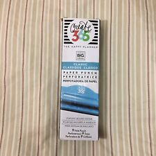 Create 365 The Happy Planner 9 Hole Paper Punch