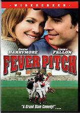FEVER PITCH The BOSTON RED SOX Baseball FAN Romantic DREW BARRYMORE Jimmy Fallon