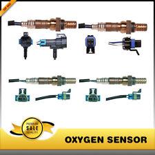 4X Denso Oxygen Sensor Up&Downstream F&R Fit 2001 Silverado 1500 HD 6.0L
