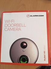 Alarm.com SkyBell HD Wi-Fi Doorbell Camera 1080p Color Night Vision NEW
