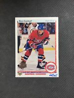 2014-15 UPPER DECK RUSS COURTNALL '90-91 UD 25TH ANNIVERSARY BUYBACK #ed 5/25