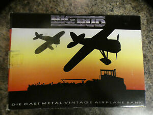 Big Bud Tractor  # 2  airplane----new in the box