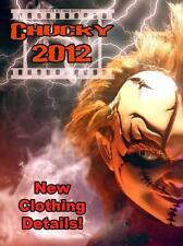 ULTIMATE !!! ...Life Size CHUCKY Prop Fiberglass Replica -- LAST VERSION 2012 !!