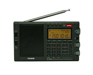 TECSUN PL-990x PLL Triple Conversion AM/FM Longwave Shortwave SSB Radio