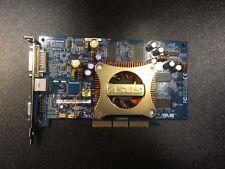 ASUS NVIDIA GeForce FX 5700 (V9570/TD/128M) 128MB DDR SDRAM AGP rare!