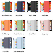 Silicona Suave TPU caso cubierta trasera triple iPad 7th GEN 10.2 2019 lápiz titular