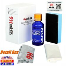 Car Ceramic Mr.FIX 9H Polish Nano Glass Coat Anti-Scratch Auto H9 Hardness