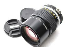 Nikon Nikkor Ai-S 135mm f/2.8 f 2.8  Lens from Japan #R42