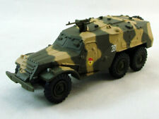 BTR-152 Soviet Armored Personnel Carrier 1950 Year 1/72 Scale Diecast Model Tank