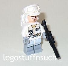 LEGO Star Wars™ 75138 75098 Rebel Hoth Trooper minifigure white gray echo rifle