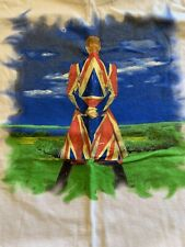 David Bowie Birthday Concert Tshirt XLG  1997
