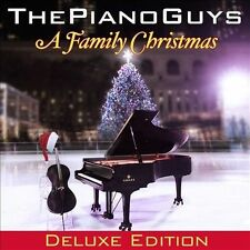 THE PIANO GUYS - A FAMILY CHRISTMAS [DELUXE EDITION] NEW CD NEW e0