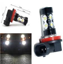 2 PCS LED Bulbs for Fog Light DRL Lamp 50W H11 H8 Led Lights For Ford,Toyota etc