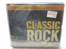 CLASSIC ROCK: 100 ORIGINAL ARTISTS - V/A - 2 disc CD - BOX SET