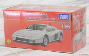 TOMICA PREMIUM 06 - TESTROSSA 1st Edition
