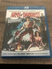 Army of Darkness (Blu-ray Disc, 2009, Screwhead Edition