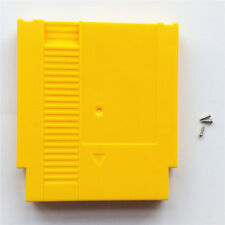 NES Case Cartridge Shell Replacement For Nintendo Entertainment System - Yellow