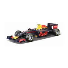"""BBURAGO 38025 RED BULL rb12 """"MAX vers brancolando #33"""" formula 1 scala 1:43 NUOVO! °"""
