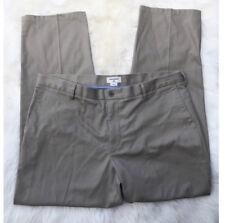 DOCKERS Men's Size W40 L32 Khaki Dress Pants Classic Fit