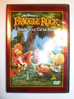 Fraggle Rock: Dance Your Cares Away DVD 80s Jim Henson's Muppets TV series show!