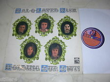 KAL-Q-LATED RISK Holding Our Own *MEGARARE NEW ZEALAND HMV ORIGINAL1972 PSYCHLP*