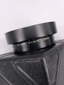 Leica 12564 Lens Hood for 50mm F2 & 35mm F2.8 R