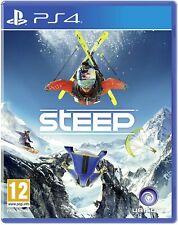 STEEP EXTREME SNOW SPORTS RACING SKI PS4 NEW SEALED UK PAL Sony Playstation 4