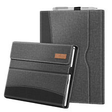 For Microsoft Surface Pro 7 / Pro 6 / Pro 5 / 4 / 3 Case Portfolio Stand Cover
