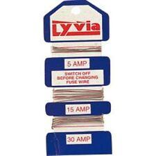 Fusible doméstico Lyvia Alambre 5 A, 15 A y 30 A Caja de fusibles eléctricos