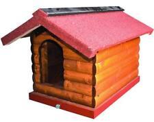 Casa / Casetta per cani Tronchetto misura grande cm. 95 x 110 x 91