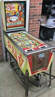 Williams Full House Classic EM Pinball Machine!!  Shopped and Works 100%