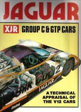 Jaguar XJR Group C + GTP Technical Appraisal of V12 Cars from 1980s Le Mans +