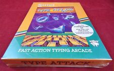 C64: Type Attack - Sirius Software 1982