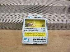Viessmann H0 5100 Bahnschranke vollautomatisch 14-16 V in OVP